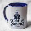 Ick bin ein Loddiner Tasse LKC